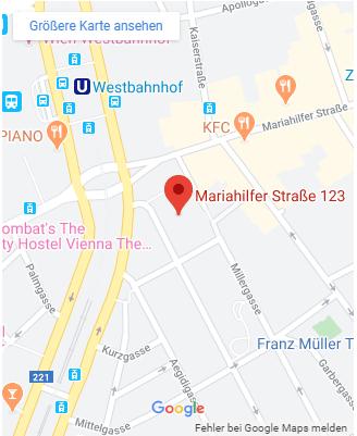 Dr. Gabriella Peterfy in Wien-Standort Kanzlei-Handy
